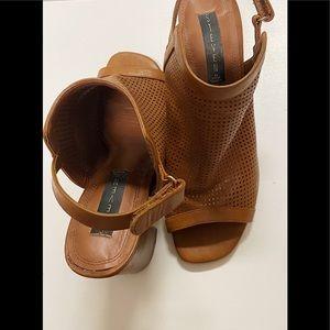 Steve Madden, Dark Talent, Peep Toe Shoes, Size 10